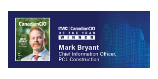 CanadianCIO of the Year, private sector – Mark Bryant
