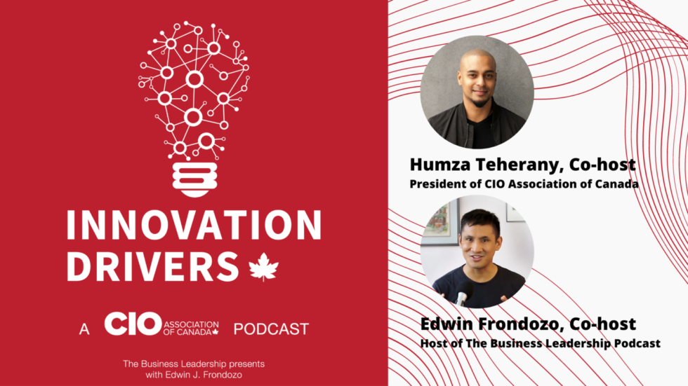 Introducing The Innovation Drivers Podcast | IDP000