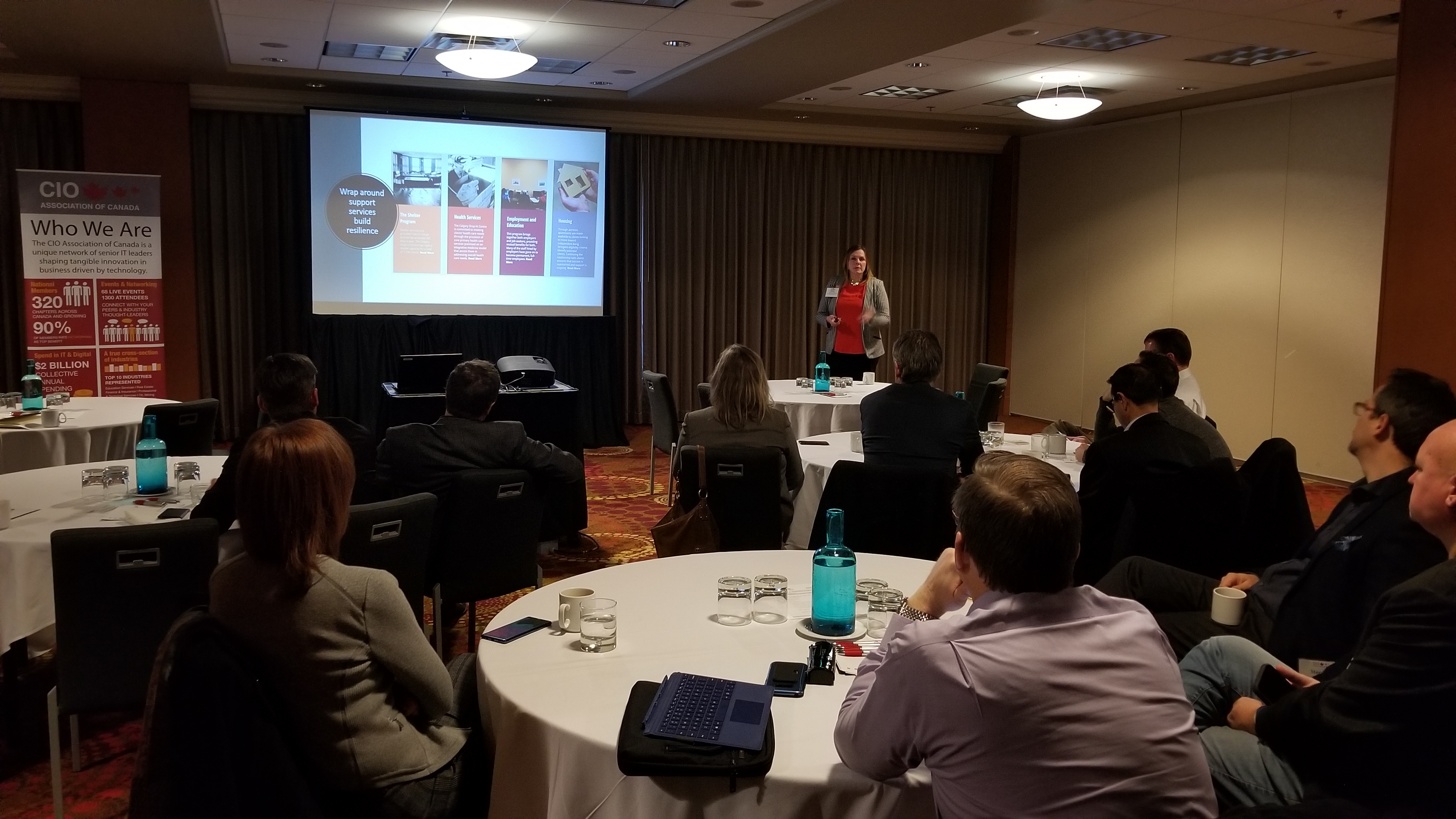 CIOCAN P2P Knowledge Sharing Event – Disrupting the Disrupted with Helen Knight